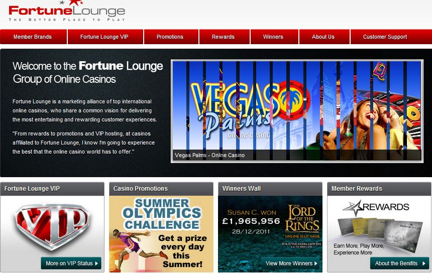 Fortune Room Casino